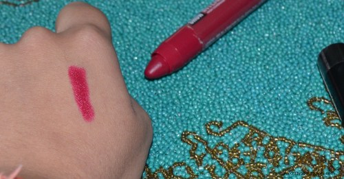Maybelline Color Show Intense Crayon Passionate Plum