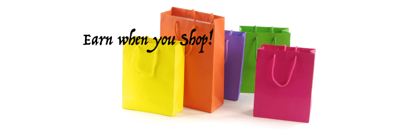 Earn every time you shop online