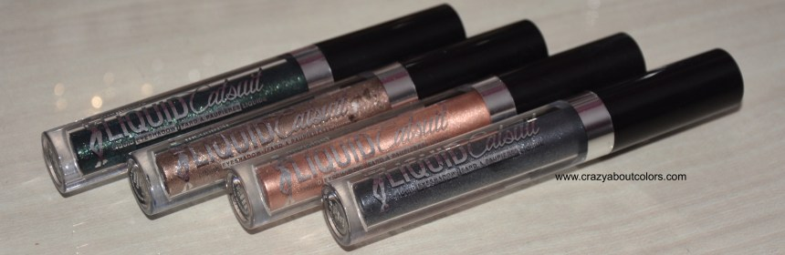 Wet N Wild Liquid Eyeshadow