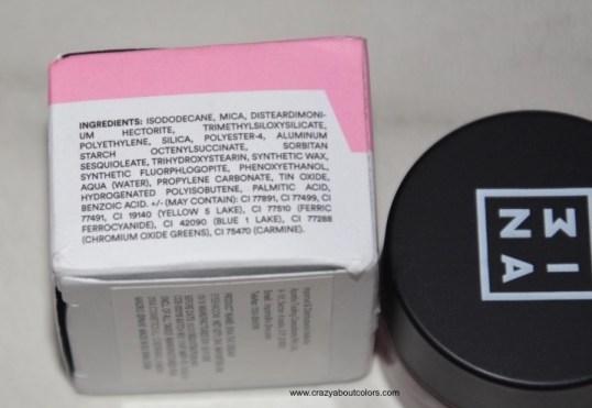 3INA Cream Eyeshadow 316