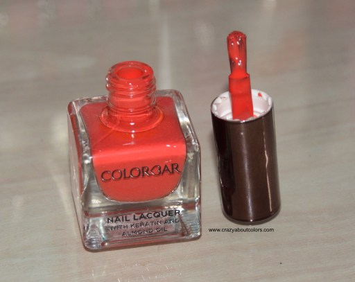 Colorbar Nail Lacquer Madison