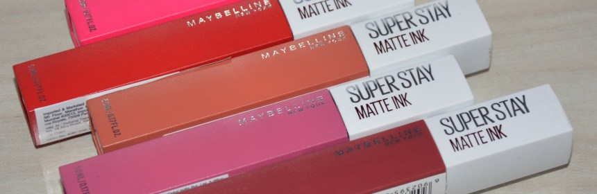 Maybelline Matte Ink