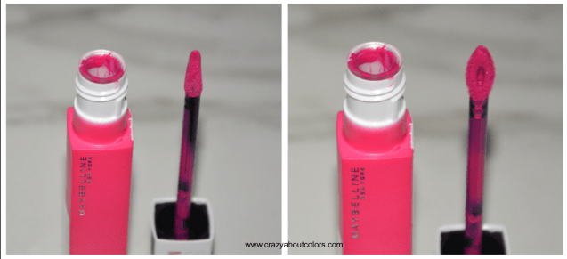 Maybelline Matte Ink Romantic