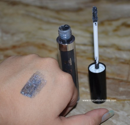 Wet N Wild Liquid Eyeshadow Gun Metal