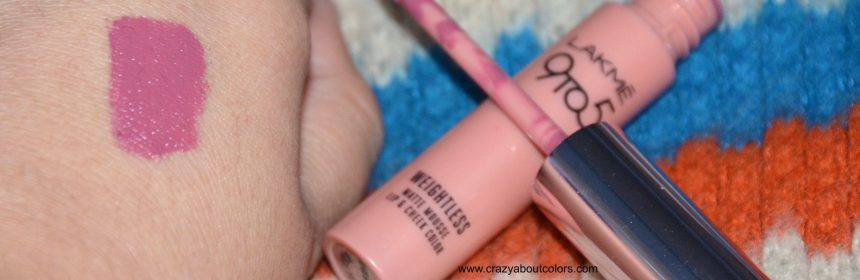 Lakme Lip & Cheek Color Rose Touch