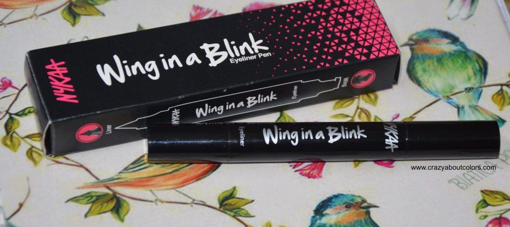 Nykaa Wing in a Blink Eyeliner Pen