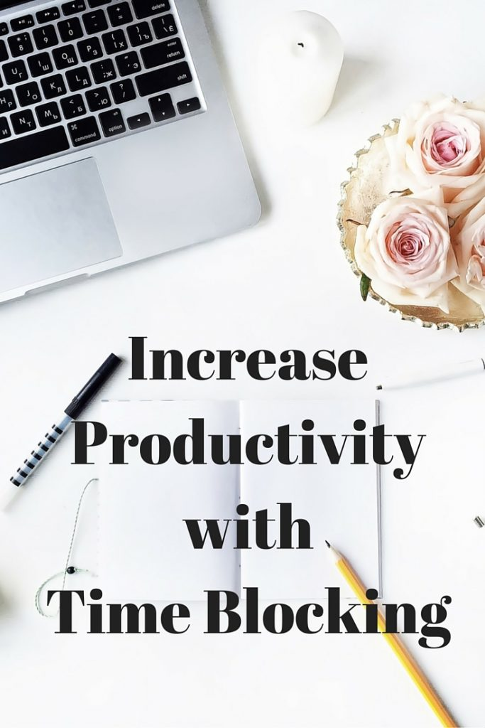 Time blocking or block scheuling is a simple way to organize your day and week to be more productive. Click through to read more or pin now and read later.