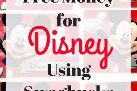 I earned ALL of our spending money for our Disney World trip by using Swagbucks. Here's how I did it. Click through to read more or pin now and read later.