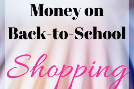 Back to school shopping can get pricey! Here are six ways to keep the costs down.