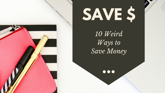 10 Weird Ways to Save Money and Increase Your Savings -