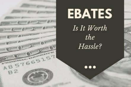 Is the Cash Back app Ebates really worth the hassle? How do you earn cash back through sites like this? Click through to learn more.