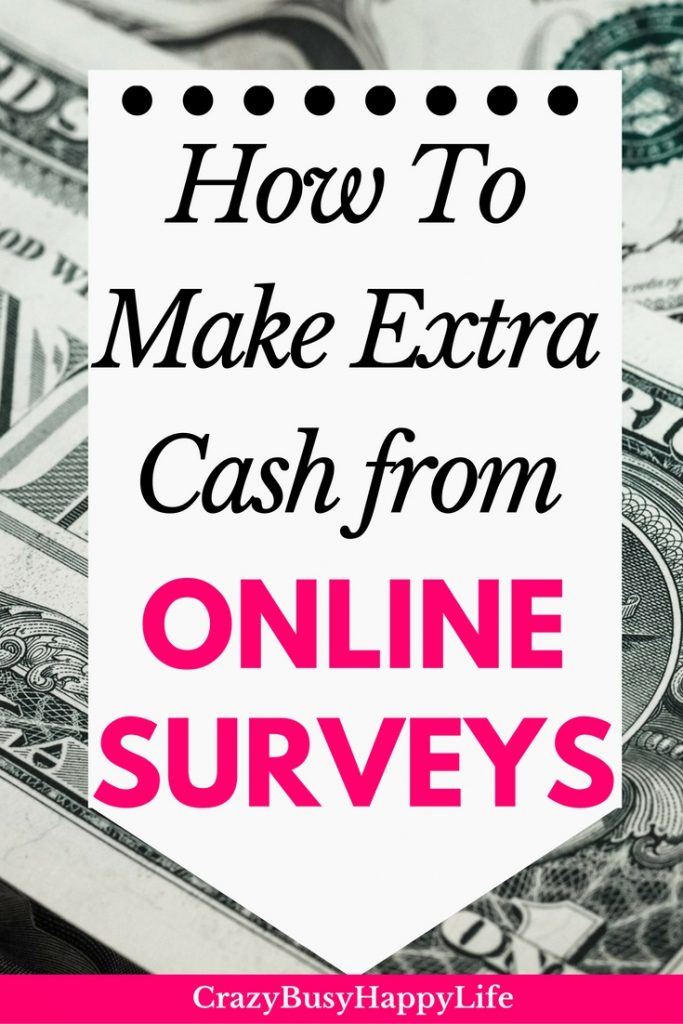 Need extra cash? Use online surveys for more money, work at home, or as a side hustle. Best sites for survey taking for money and gift cards.