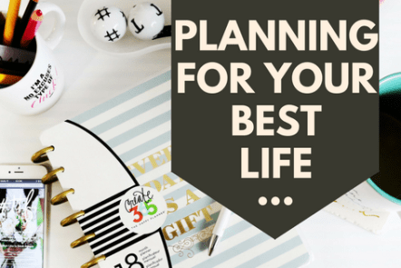 Avoid stress and make a planning day! Here's how you can use your Sunday (or whatever day you choose) to make your life better, organized, and stress free. #planning #planner #organize