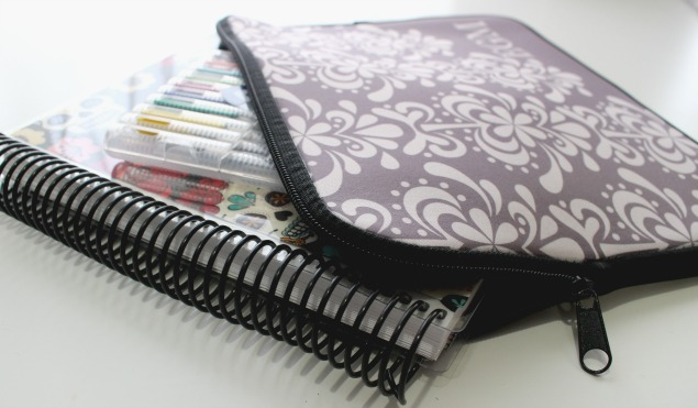Erin Condren Planner Holder