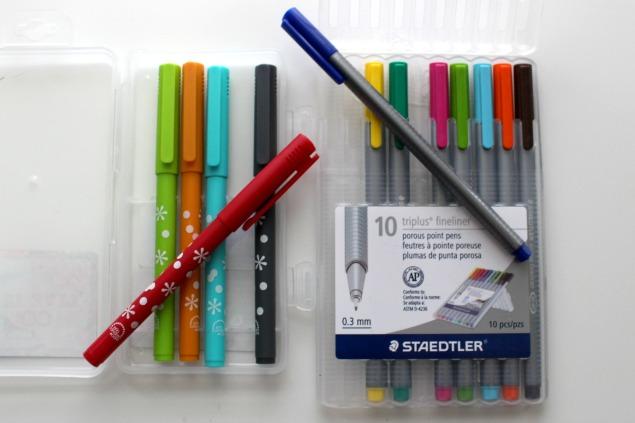 Erin Condren Life Planner Pens