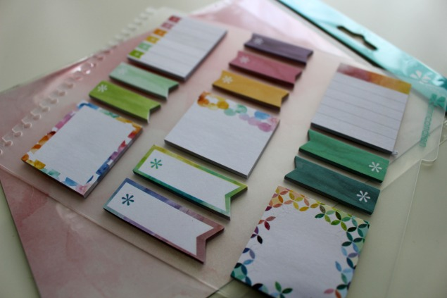 Erin Condren Life Planner Post It Notes