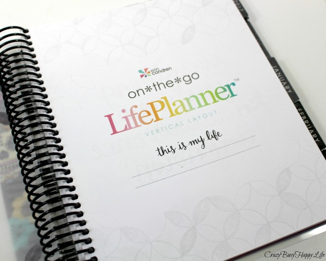 The Erin Condren Life Planner is the best daily planner for staying organized and productive.