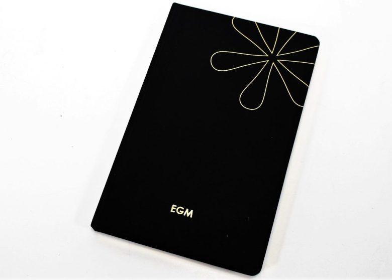 Erin Condren Hardbound Notebook for Bullet Journal