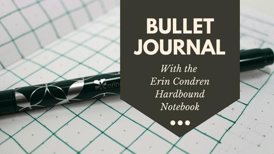 Bullet Journal with Erin Condren