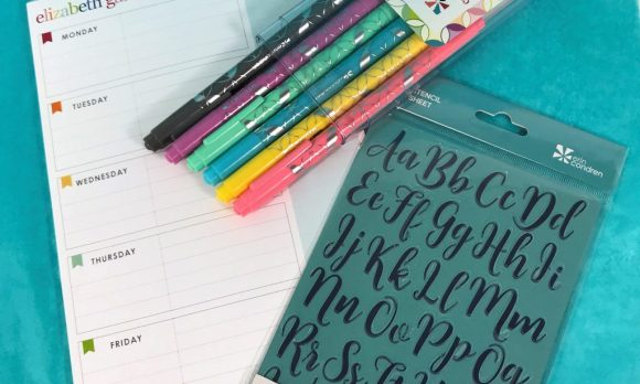 Erin Condren planner accessories #ECLifePlanner