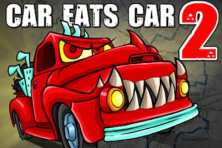 Car Eats Car 2 (HTML 5 Version)