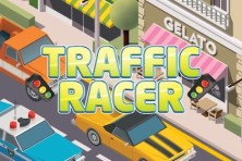 Traffic Racer (Drive and Collect Coins)