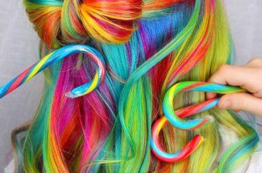 Rainbow Locks: Crazy Hair Color Ideas for Your Hair