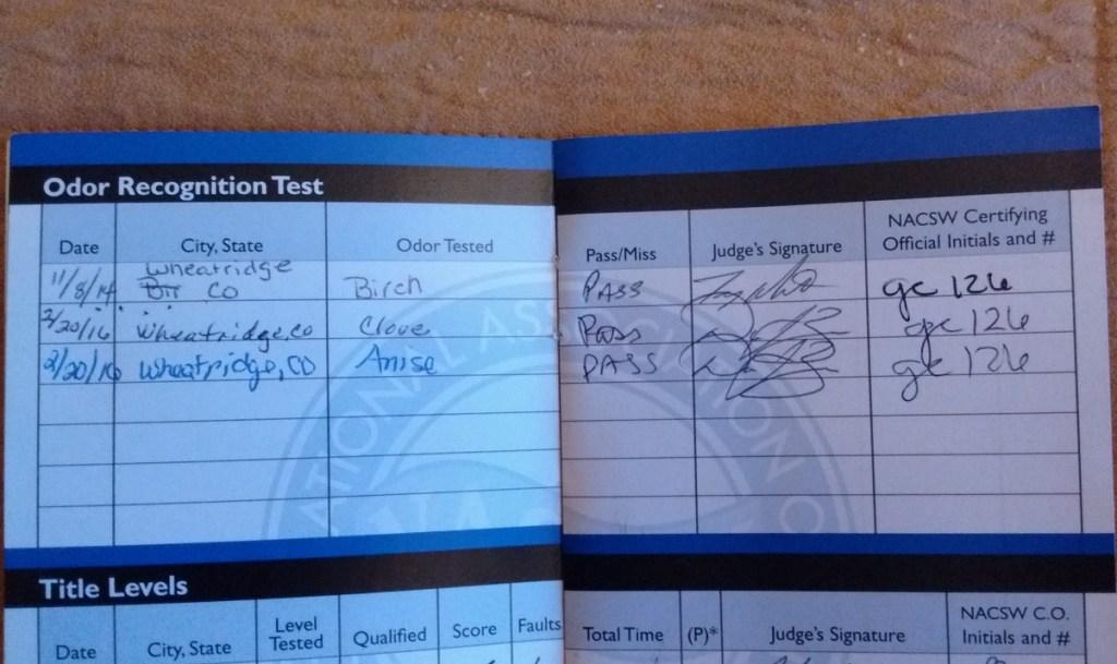 Carter's ORT Passbook