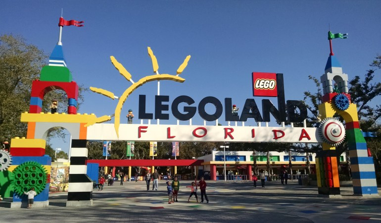 Everything is awesome at Legoland!