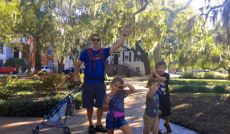 7 Superb Things To Do With Kids In Savannah, Georgia