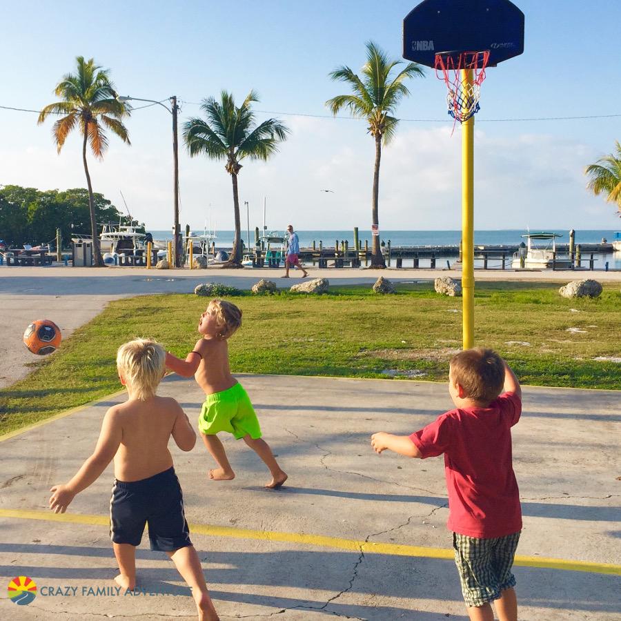 Fiesta Key Rv Resort In The Florida Keys Crazy Family