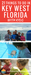 You don't want to miss these! Here are 21 fun and exciting things to do in Key West with kids. Come visit with the whole family, it's definitely not just a party town!