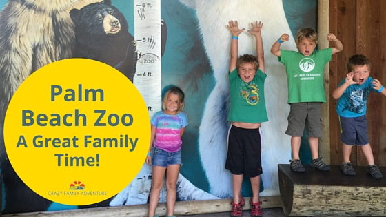 Palm Beach Zoo A Great Family Time!