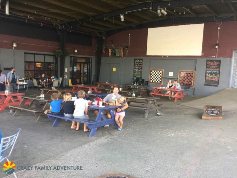 Kid Friendly Breweries in Asheville