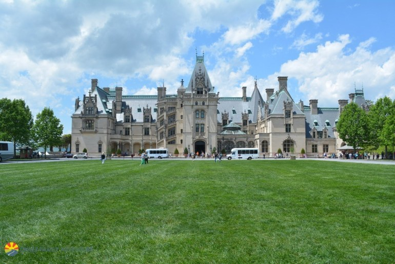 The Biltmore Estate in Asheville NC
