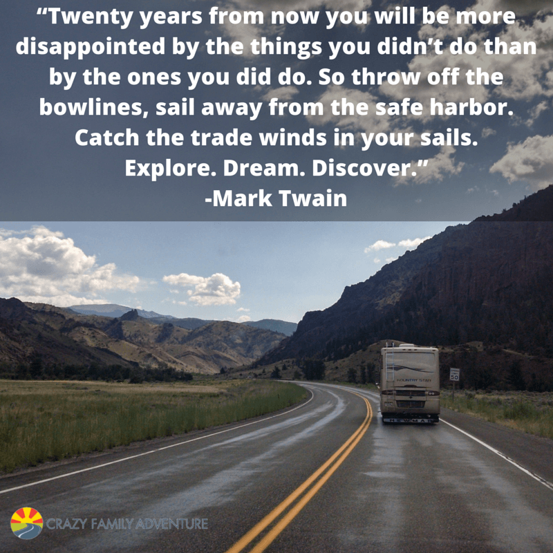 Twenty Years From Now Quote