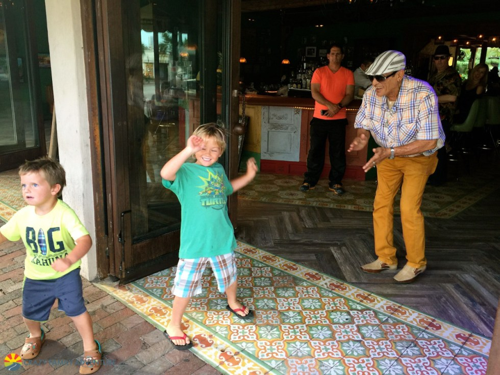 Jam in Little Havana in Miami on The Ultimate Florida Road Trip