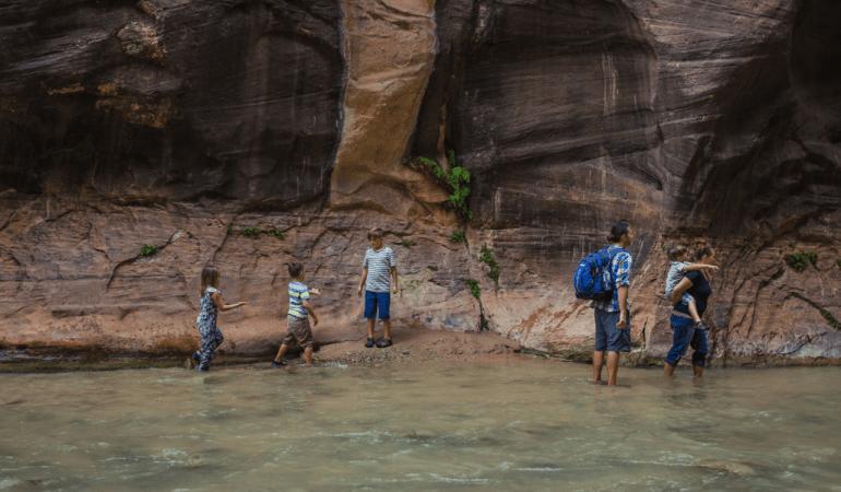 The Evolving Emotions of Full Time Family RV Travel