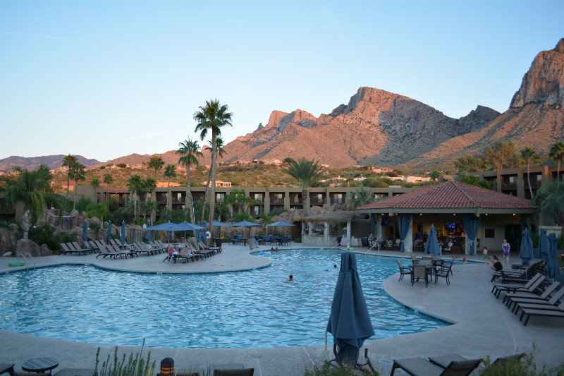 Hilton Tucson El Conquistador is a great place to stay with kids in Tucson