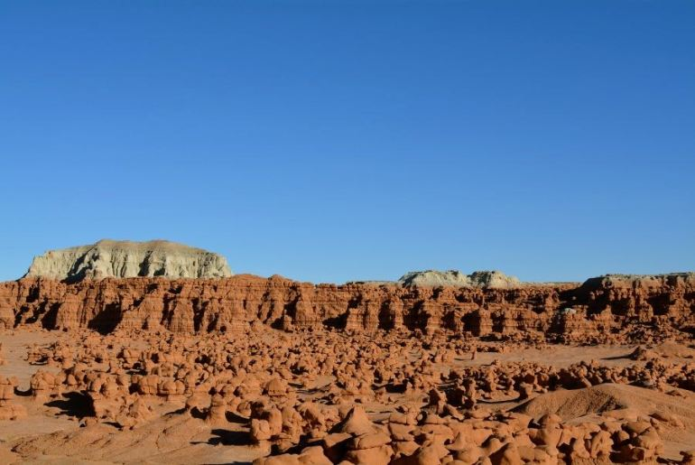 Goblin Valley State Park is a must visit on the ultimate Utah road trip