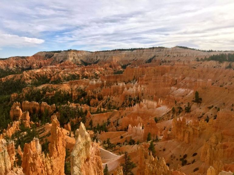 Endless beautiful scenery on this Utah road trip