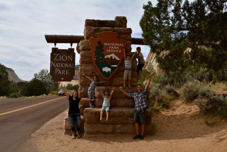 Zion National Park: Final stop on the Utah Road Trip