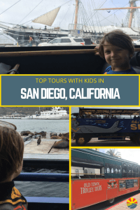 We know when traveling with kids the word tour can sometimes be scary . . . but we have found 2 Superb San Diego tours you will want to take your family on.