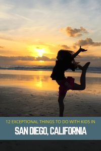 There are so many exceptional things to do in San Diego with kids. You could spend a month exploring the city and still not see everything!
