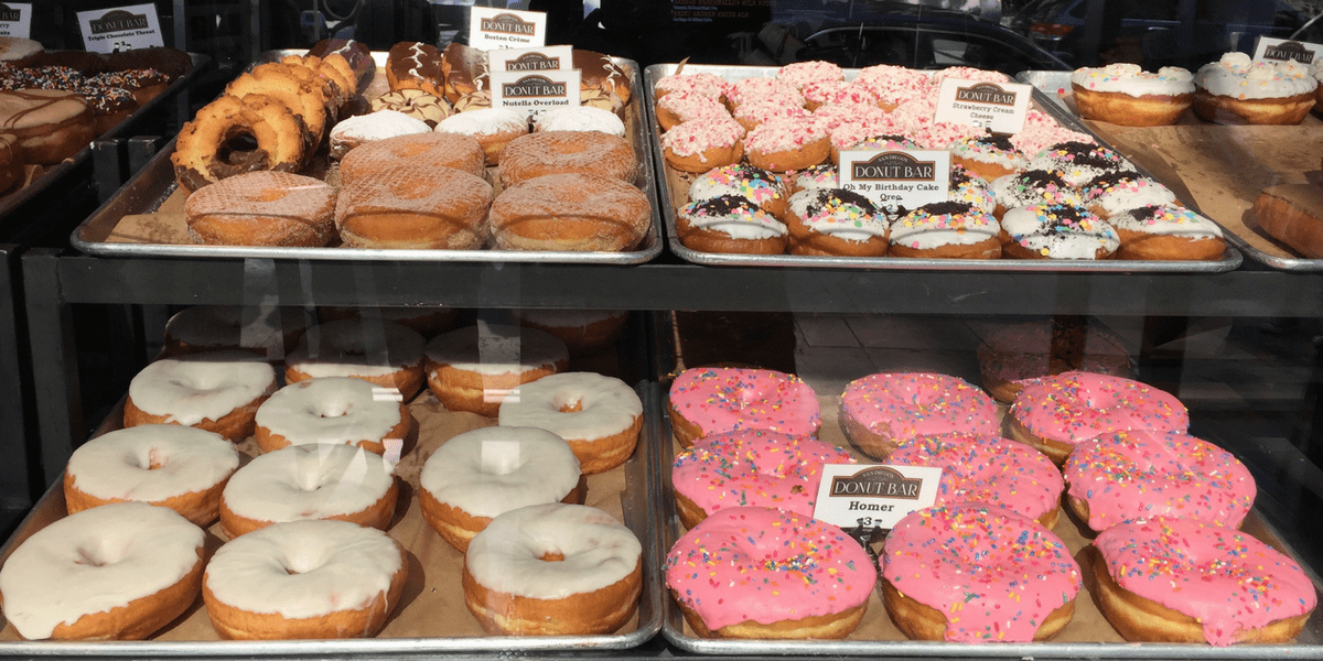 Mind Blowing San Diego Donuts That You Will Love