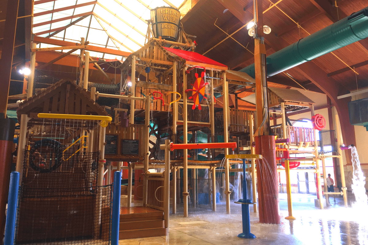 5 Reasons To Visit Great Wolf Lodge Wisconsin Dells