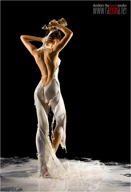 Milk Photography 6 - Andrey Razoomovsky