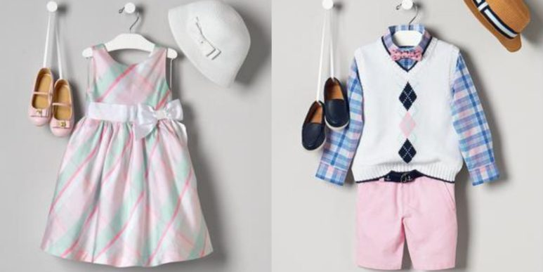 Janie and Jack Toddler Spring Fashion