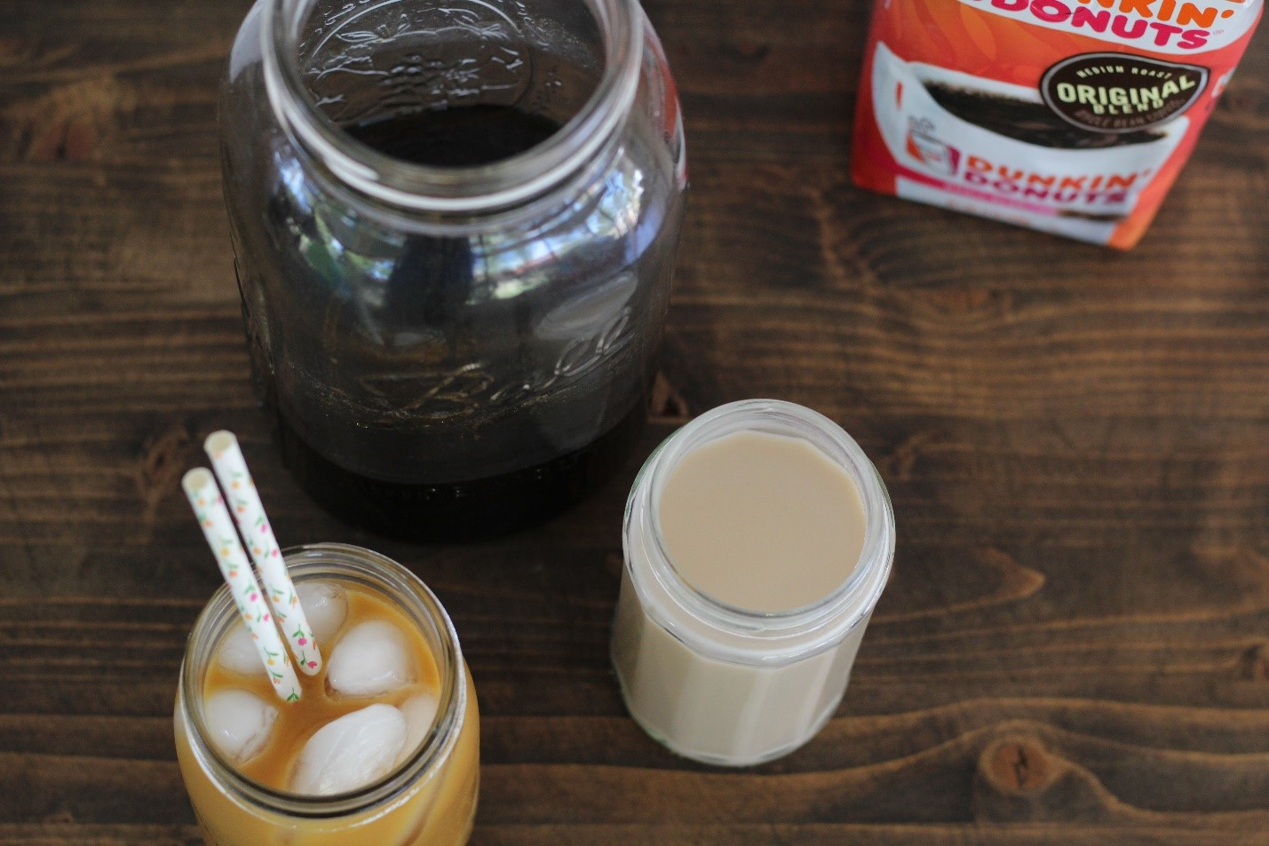 Dunkin Donuts Cold Brew Recipe with Easy Hack, Cold Brew Coffee
