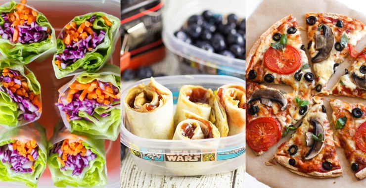 17 EASY BACK TO SCHOOL LUNCHES!